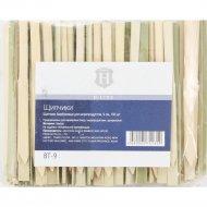 Щипчики бамбуковые «H-Line» для морепродуктов, 100 шт.