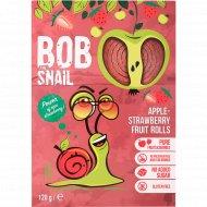 Конфеты яблочно-клубничные «Bob Snail» натуральные, 120 г