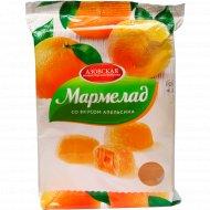 Мармелад желейный со вкусом «Апельсин» 300г.