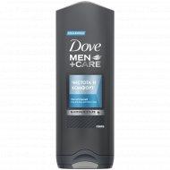 Гель для душа «Dove Men+Care» чистота и комфорт 250 мл