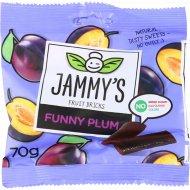 Пастилки «Jammy's Funny Plum» 70 г.