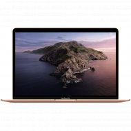 Ноутбук «Apple» MacBook Air 128Gb Gold (MVFM2RU/A).