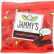 Пастилки «Jammy's» Happy cherry, 70 г.