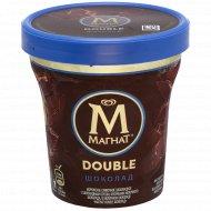 Мороженое «Магнат» дабл шоколад, 10%, 310 г.