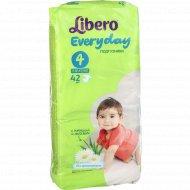 Подгузники «Libero» Everyday 4, 7-18 кг, 42 шт.