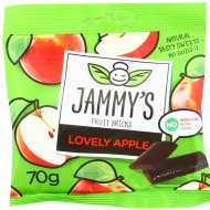 Пастилки «Jammy's» Lovely apple, 70 г.