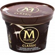 Мороженое ванильное «Магнат» в шоколадной капсуле, 8%, 69.5 г.