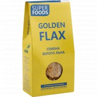 Семена «Golden Flax» белого льна, 150 г.