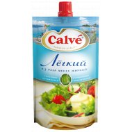 Майонезный соус «Calve» Легкий, 400 г.