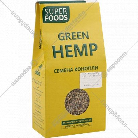 Семена конопли «Green Hemp» 150 г.