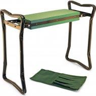 Скамья для прополки «Чудесный Сад» MC01, зеленая