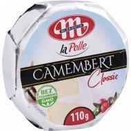 Сыр мягкий «Камамбер» с плесенью, 58%, 110 г