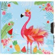 Записная книжка «Flamingo» A6, 60 л.