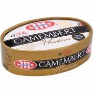 Сыр мягкий «Камамбер» с плесенью, 58%, 180 г