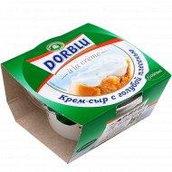 Крем-сыр «Дорблю а ля крем» с голубой плесенью, 65%, 80 г.
