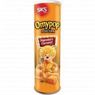 Попкорн «Omypop» со вкусом карамели, 85 г.