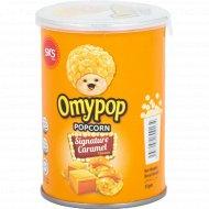 Попкорн «Omypop» со вкусом карамели, 35 г.