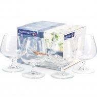 Набор бокалов для коньяка «Luminarc» Signature, 410 мл