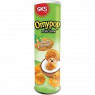 Попкорн «Omypop» со вкусом кокоса, 85 г.