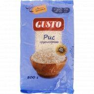Рис «Gusto» круглозерный, 0.8 кг.