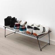 Полка для обуви «Ikea» грейг.
