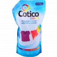 Гель для стирки цветного белья «Cotico Color» 1 л.