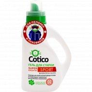 Гель для стирки «Cotico» для спортивной одежды, 1 л.