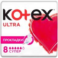 Прокладки «Kotex» Ultra ультратонкие 8 шт.