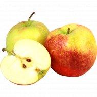 Яблоко крупное, 1 кг., фасовка 0.7-1.3 кг