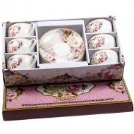 Чайный набор «Belbohemia» 12 предметов, 220 мл