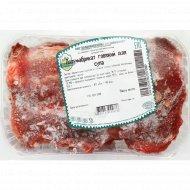 Полуфабрикат говяжий для супа 1 кг., фасовка 0.9-1.1 кг