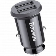 Автомобильное зарядное устройство «Baseus» Grain, CCALL-ML01