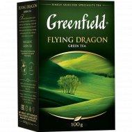 Чай зелёный «Greenfield» крупнолистовой, 100 г.