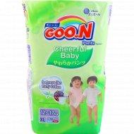 Детcкие трусики-подгузники «Goo.N» Cheerful Baby, XL, 12-17 кг, 42 шт