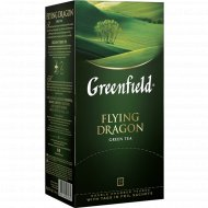 Чай зелёный «Greenfield» Flying Dragon, 25 пакетиков.