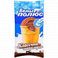 Мороженое «Белый полюс» классическое шоколадное, 70 г. .