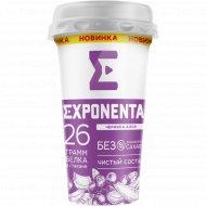 Напиток «Exponenta Active» черника и алоэ, 250 г.