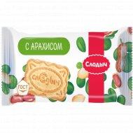 Печенье «Слодыч» с арахисом, 75 г.
