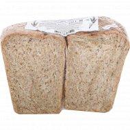 Хлеб из цельного зерна «Гомельский» новый, нарезанный, 450 г.