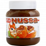 Паста десертная «Cebe Nussa» какао-ореховая, 400 г.