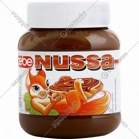 Паста десертная какао-ореховая