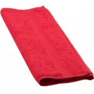 Полотенце «Barakat-Tex» 50-90BS-109, красный, 50х90 см