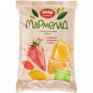 Мармелад «Красный пищевик» клубника, апельсин и лимон, 300 г