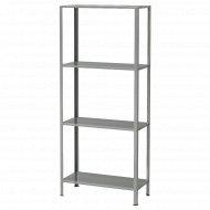 Стеллаж «Ikea» Хиллис, 140х60х27 см.