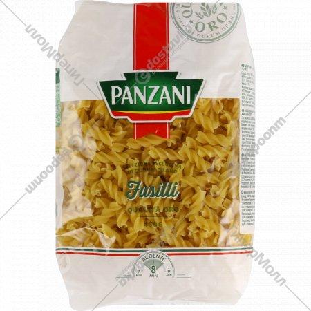 Макаронные изделия «Panzani» фузилли, 450 г.