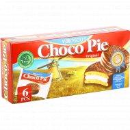 Печенье «Choco Pie» 168 г.