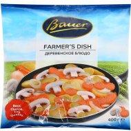 Блюдо «Bauer» деревенское 400 г