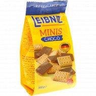 Мини-печенье «Лейбниц минис шоко» сливочное, 100 г.