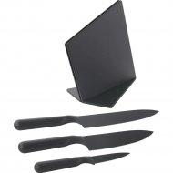 3 ножа+подставка «Эмфёра».