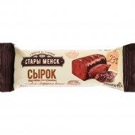Сырок творожный «Стары Менск» 23%, какао и ваниль, 40 г